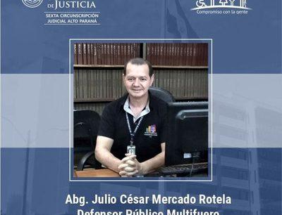 Corte Suprema de Justicia nombra a dos defensores públicos para el Alto Paraná