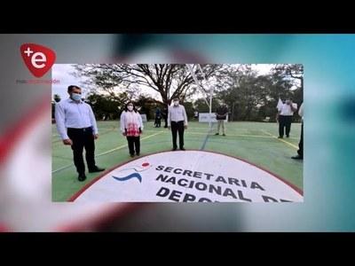CONSTRUIRÁN PLAZAS DEPORTIVAS EN 30 MUNICIPIOS DE ITAPÚA