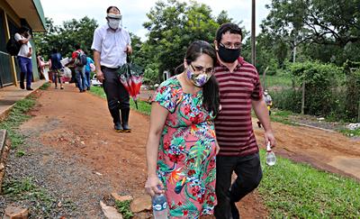 Más de 4.000 embarazadas ya recibieron la vacuna anticovid y se registraron 15.000