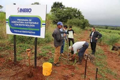 Buscan introducir biotecnología en el sistema de la agricultura sustentable