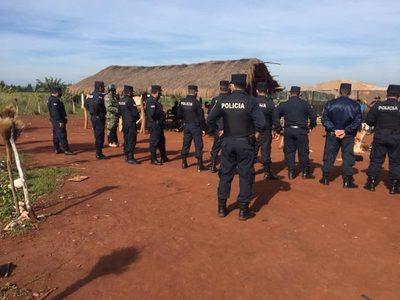 Presentarán pedido de interpelación de Giuzzio tras violento desalojo de indígenas en Alto Paraná