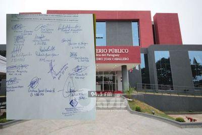 Piden a Fiscal Investigar Compras de Votos en PJC