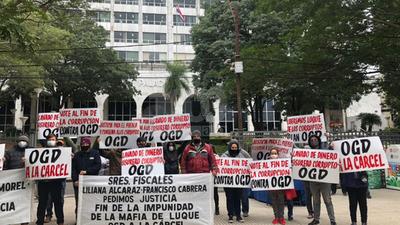 González Daher debería estar con cadena perpetua, afirman