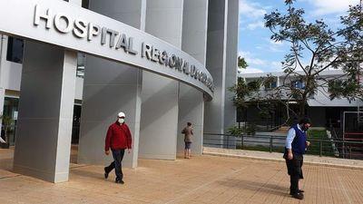 Hay 149 pacientes internados por COVID en el Hospital Integrado