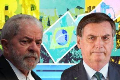 Jair Bolsonaro y Lula da Silva están en empate técnico de cara a las elecciones presidenciales de 2022 en Brasil
