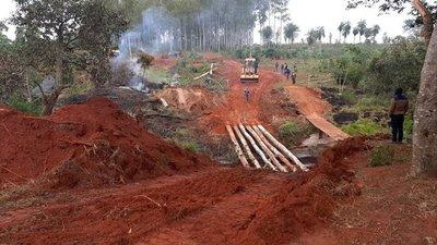 MOPC aguarda informe fiscal para iniciar trabajos de reconstrucción
