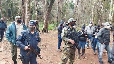 Constatan ocupación ilegal en la Reserva San Rafael