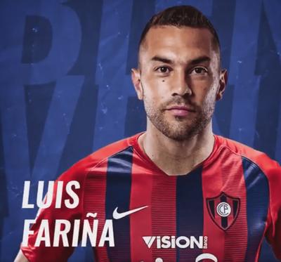 Luis Fariña vuelve a Cerro Porteño – Prensa 5