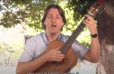 'Che ru', la nueva canción de David Portillo en homenaje a los padres