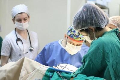 Ya fueron operados 36 pacientes a través del exitoso Programa Ñemyatyrõ