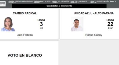 20.954 liberales tienen que elegir a candidatos de cara a las municipales y autoridades partidarias