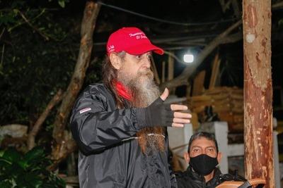 Francisco Ruso dice que quiere reivindicar la imagen de la ANR