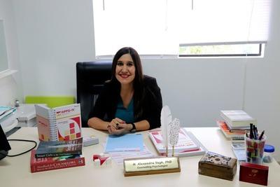 Investigadora paraguaya es miembro del Consejo Mundial para Niños Superdotados y Talentosos