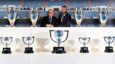 Fin de una era, Ramos deja el Madrid