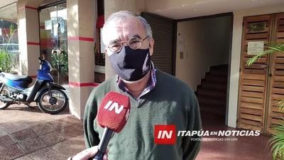 JULIO SOTELO: EL ÚNICO PRECANDIDATO A CONCEJAL DE ENCARNACIÓN QUE REALIZÓ SU CAMPAÑA RECORRIENDO EN TRANSPORTE PÚBLICO.