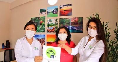 La Nación / Entregan el sello Safe Travels a 111 empresas del sector turístico
