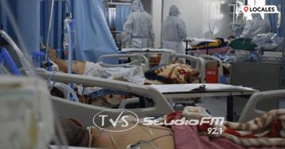 SALUD PÚBLICA: ITAPÚA SOLO TIENE 25 CAMAS DE TERAPIA INTENSIVA