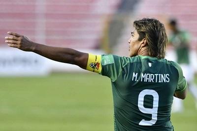 Martins se retracta luego de ser intimado por la Conmebol