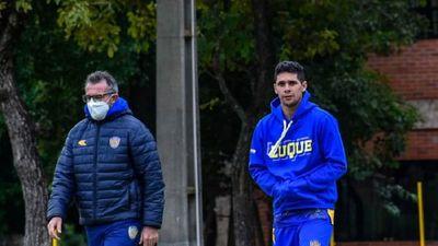 Blas Díaz regresa a Sportivo Luqueño