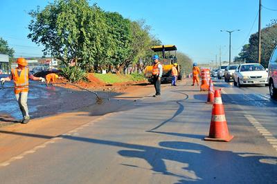 Esta semana inicia el operativo de desvío de tránsito para obras del Multiviaducto de CDE