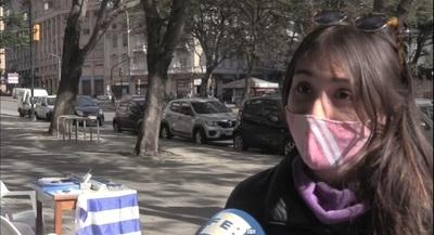 Movilidad normal y firmas para referéndum en paro de 24 horas en Uruguay