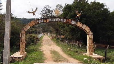 Mades interviene loteo en zona de Reserva del Lago Ypacaraí