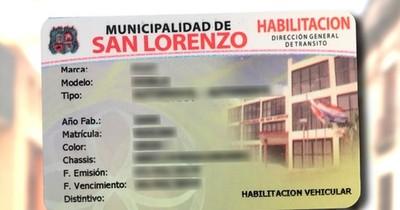 La Nación / Vencen habilitaciones y Caminera saldrá a multar a conductores desde julio