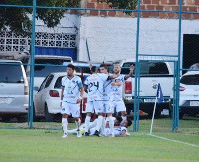 Atyrá frena a Independiente CG