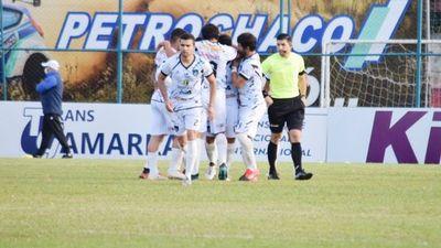 Independiente de Campo Grande se estrella contra Atyrá