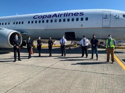 Copa Airlines aumenta su frecuencia a tres vuelos diarios a Paraguay