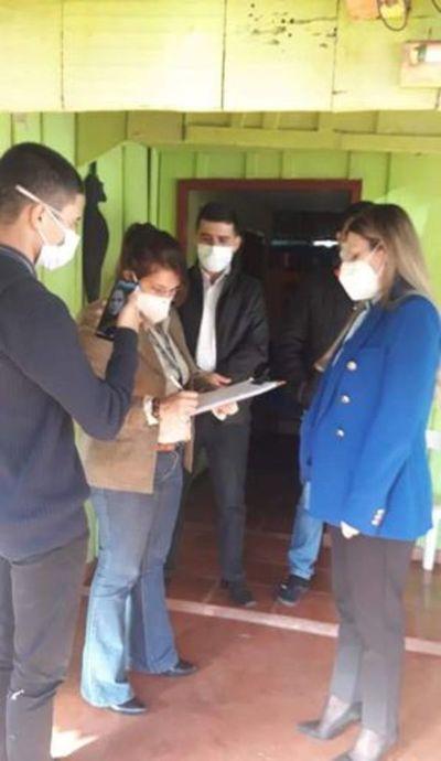 Tras inspección de estado vegetativo en el que quedó Raquelita, mañana sigue juicio contra médicas