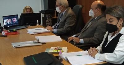 La Nación / Acusado se declara culpable del secuestro de Cecilia Cubas y pidió perdón a la familia y al Estado