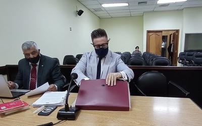 """Acusado del caso Cecilia Cubas """"sorprendió"""" a la Fiscalía al declararse culpable"""