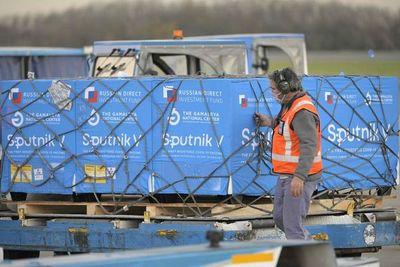 Las 896.000 dosis de Sputnik V llegarían a finales de julio, anuncian