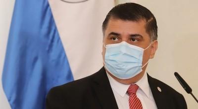 """Salud suplió """"a pasos agigantados"""" las falencias históricas que tiene en el último año, según Borba"""
