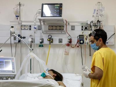 Paraguay sobrepasa los 400.000 contagios por coronavirus