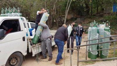 Jueza dispone como reparación social la donación de balones de oxígeno y hasta construcción de consultorios