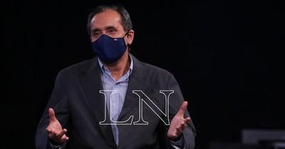 """La Nación / El próximo presidente del PLRA tendrá que """"aceptar las reglas de juego"""", dice senador"""