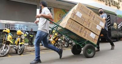 """La Nación / Situación del comercio fronterizo actualmente es """"bastante fluida"""""""