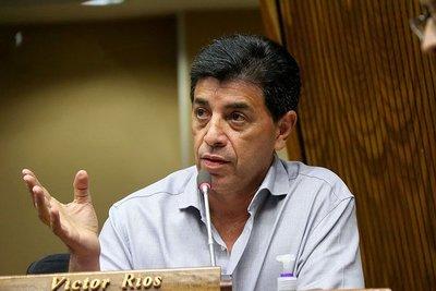 Directorio del PLRA: Víctor Ríos convencido de que Buzarquis ganará las elecciones