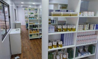 "Pastoral Social Arquidiocesana habilita novedosa ""Farmacia Social"""