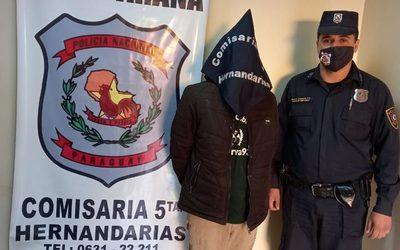 Fiscalía imputa a detenido con más de 100 kilos de marihuana – Diario TNPRESS