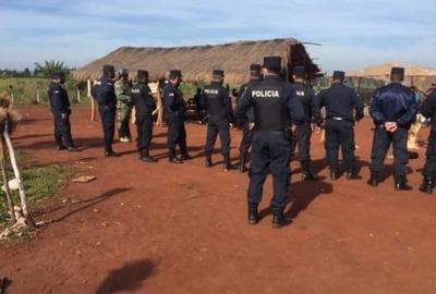 Presentarán pedido de interpelación de Ministro del Interior tras violento desalojo de indígenas en Itakyry – Diario TNPRESS