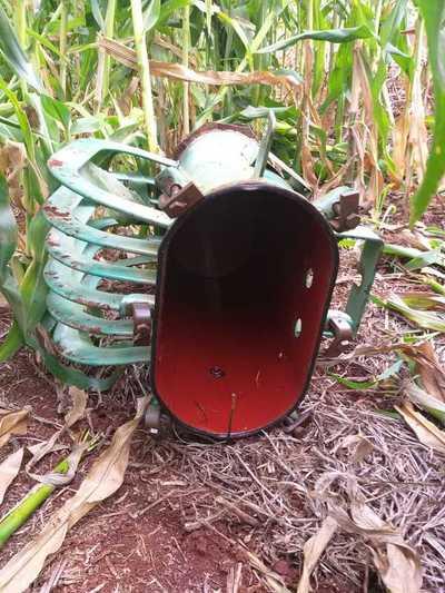 Desconocidos roban y desarman transformador eléctrico en Tavapy