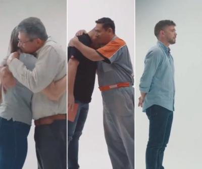 Emotivo video, en homenaje al Día del Padre, causa furor y lágrimas en las redes