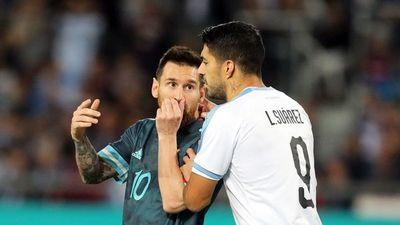 Uruguay debuta ante la Argentina de los empates seguidos