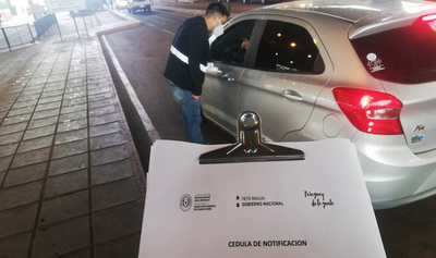 Migraciones realiza controles aleatorios de ingreso y permanencia de extranjeros en Ciudad del Este