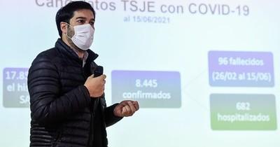 La Nación / Suman 96 candidatos a cargos municipales fallecidos por COVID-19
