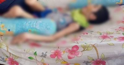La Nación / Roban balón de oxígeno a niño con parálisis infantil y su madre apela a la solidaridad