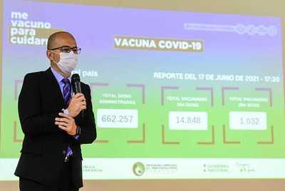 Nacidos en 1969 podrán vacunarse desde el lunes